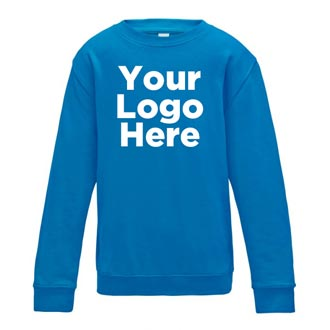 JH030B - Kids Colours Sweatshirt