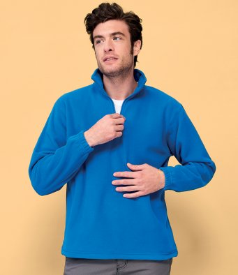 56000 - Ness Zip Neck Fleece