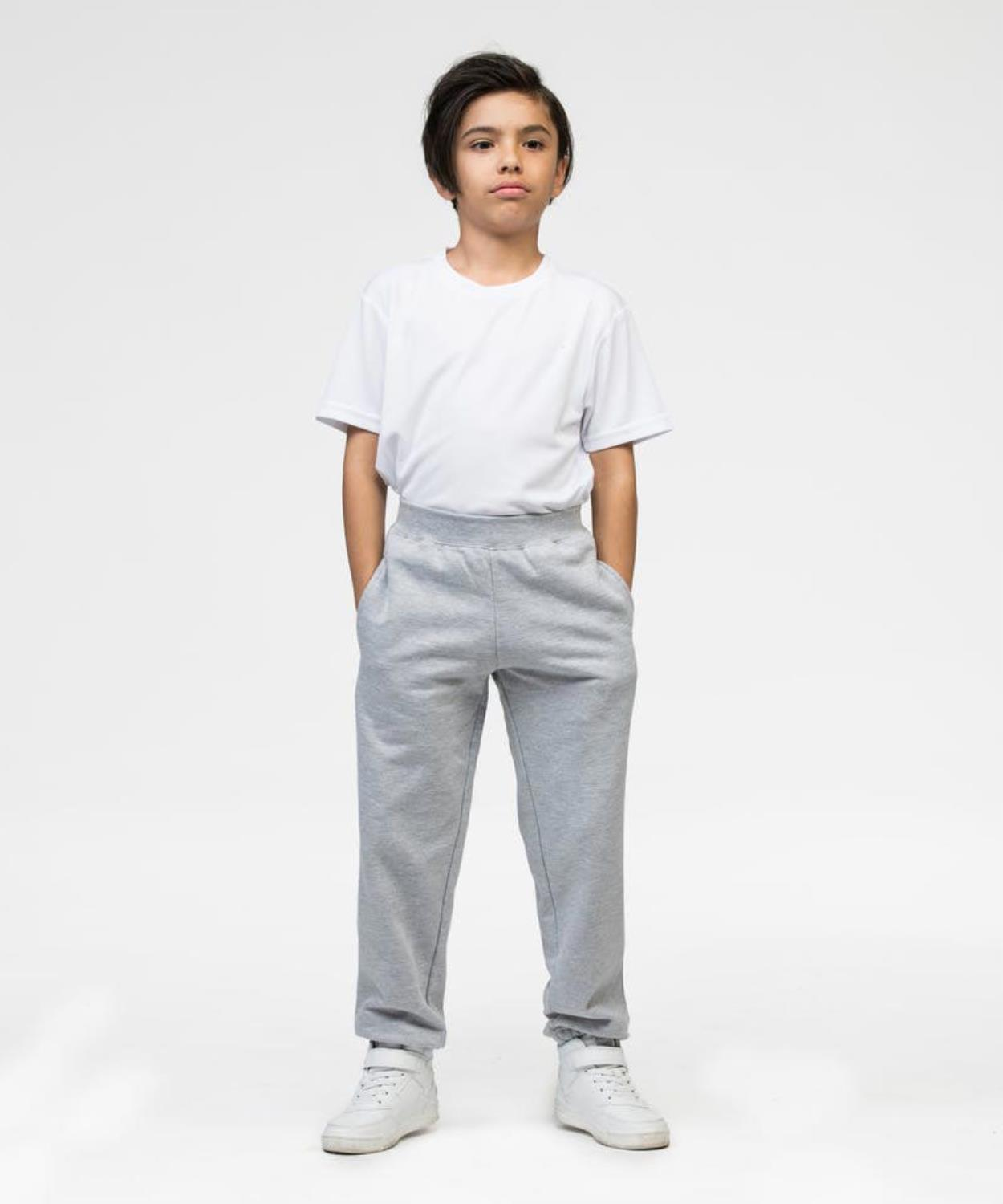 JH072B - Kids Cuffed Jog Pants
