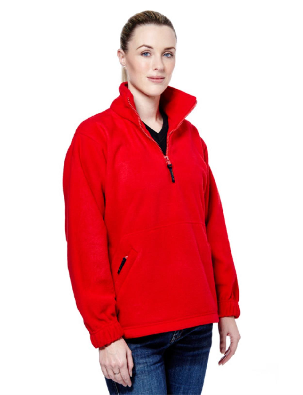 UC602 - Premium 1/4 Zip Fleece