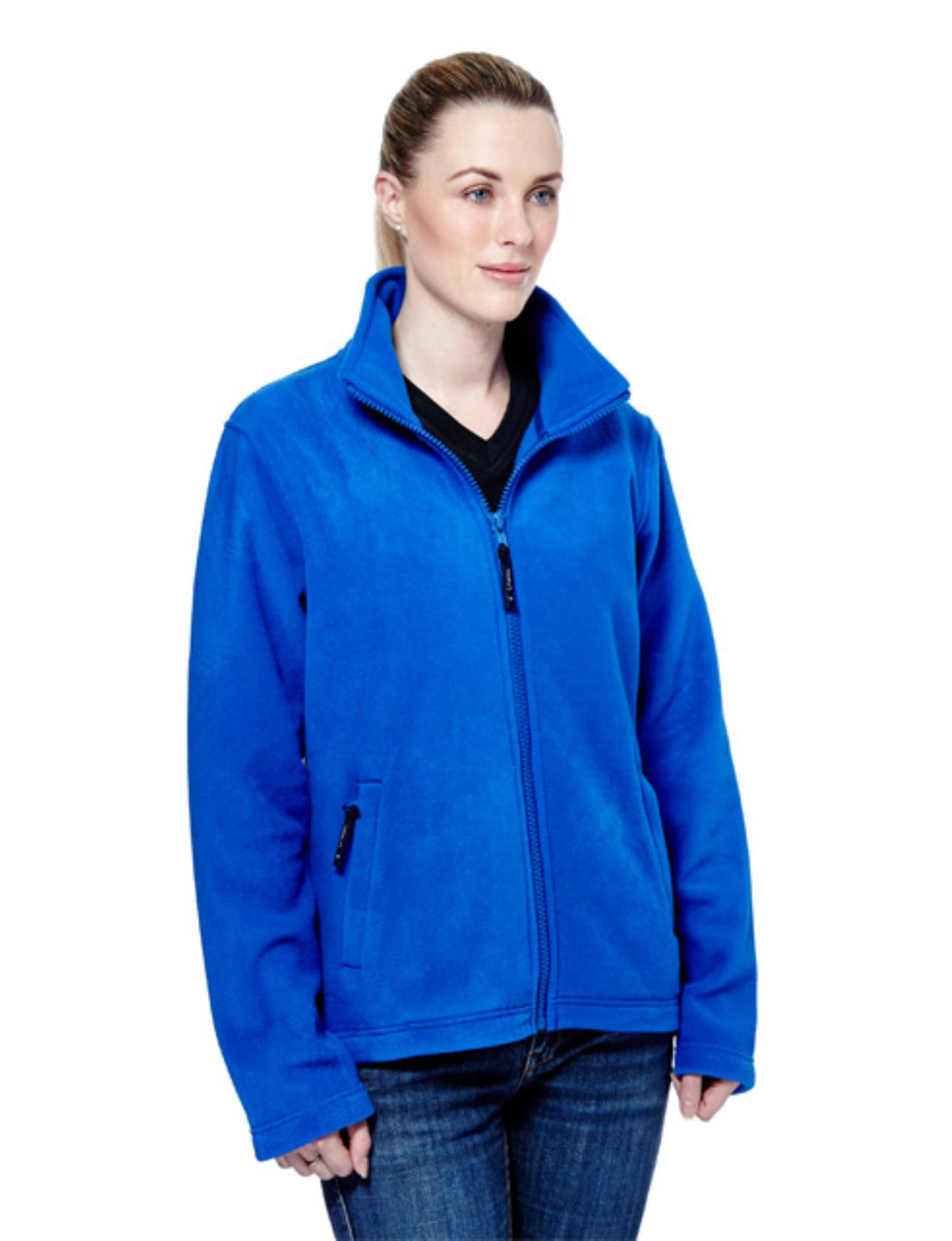 UC608 - Ladies Classic Full Zip Fleece