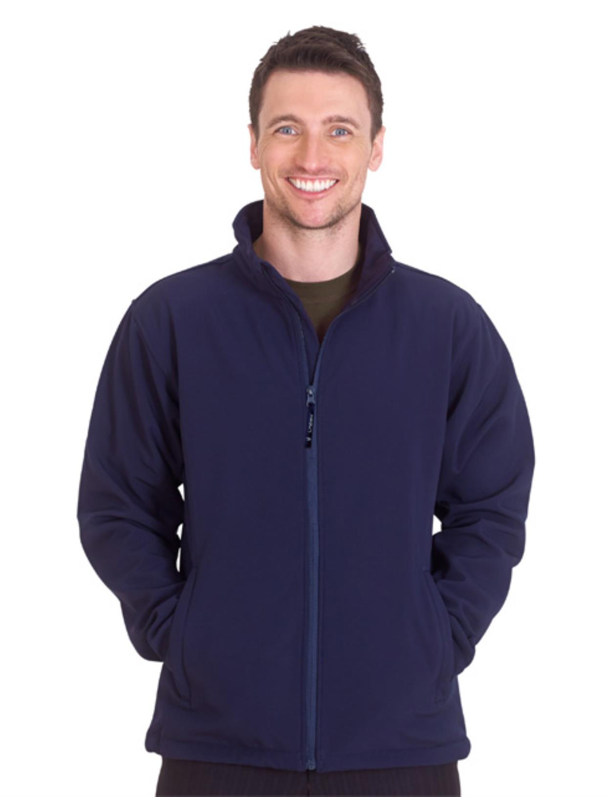 UC612  - Full Zip Soft Shell Jacket