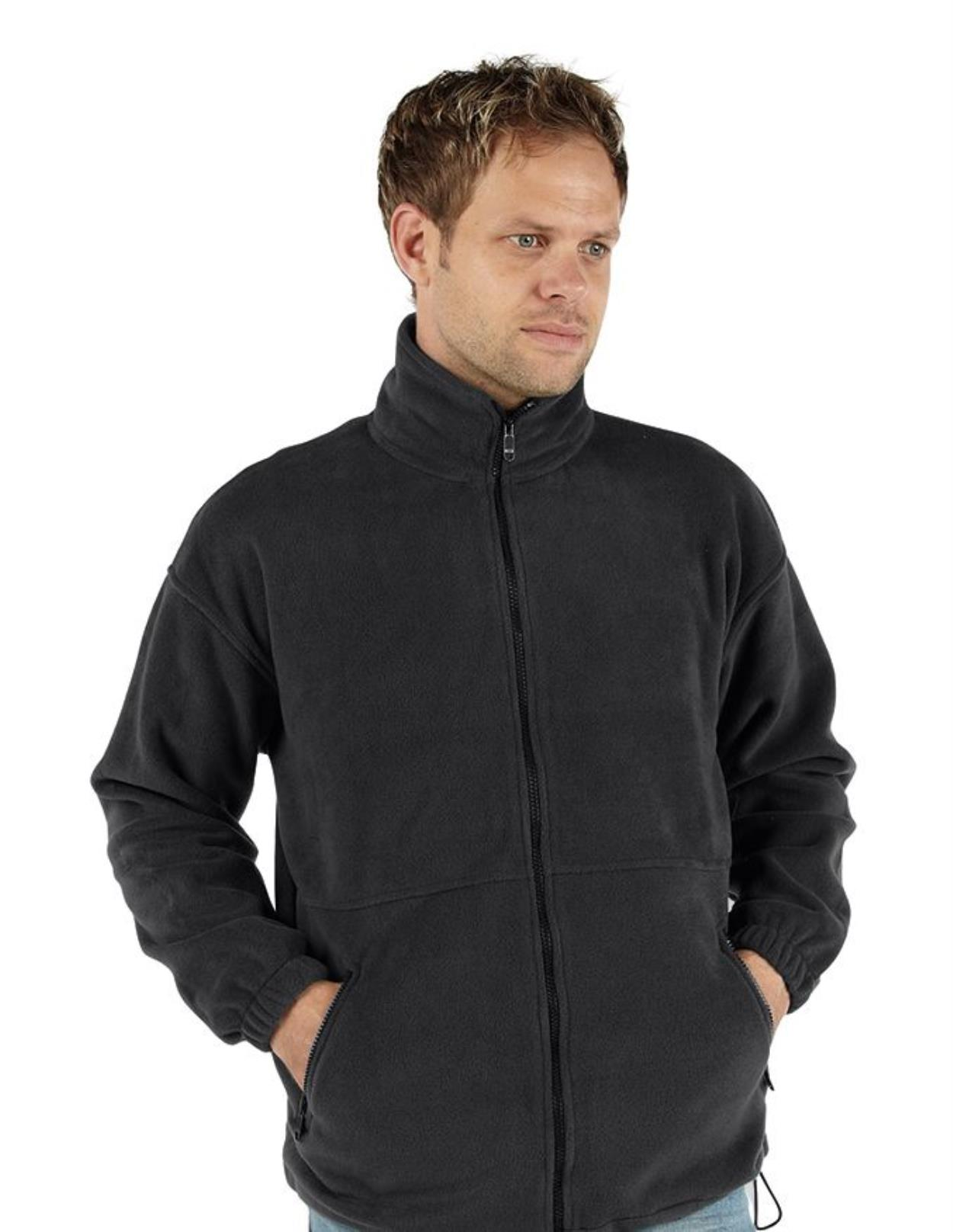 RK31 - RK31- POLARWARE FULL ZIP FLEECE