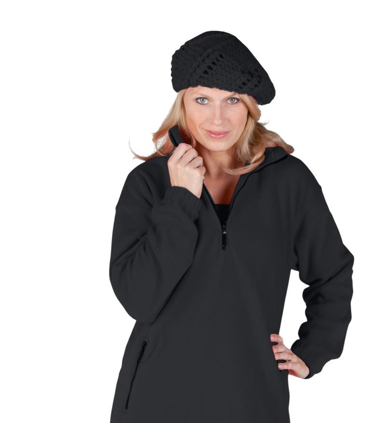 RK30 - POLARWARE 1/4 ZIP NECK FLEECE