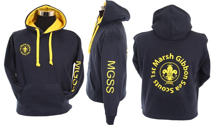1st Marsh Gibbon Sea Scouts Hoodies