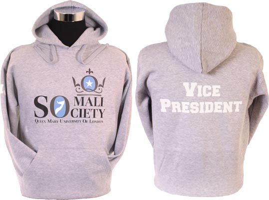 Queen Mary University Somali Society Hoodies