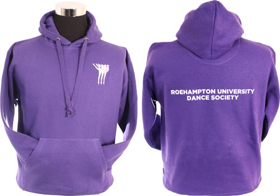 Roehampton University Dance Society Hoodies