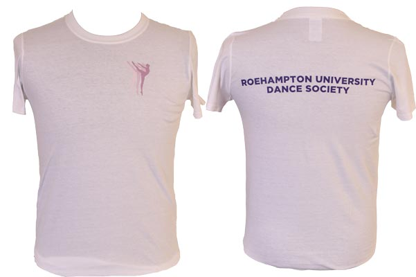 Roehampton University Dance Society T-Shirts