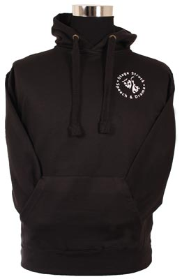 Stage Struck Speech and Drama Hoodie Back