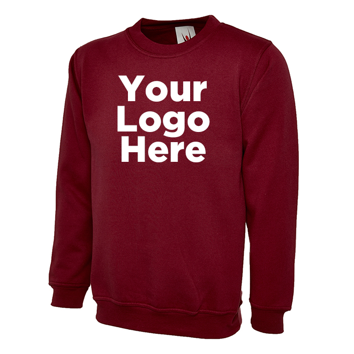 a23377126 Personalised Sweatshirts - Printed & Embroidered | Yazzoo