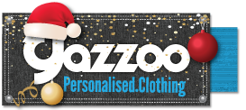 Yazzoo Personalised Clothing Logo